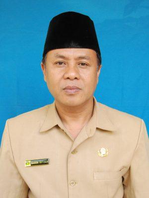 Drs. BAGUS SETIAJI, M.Pd